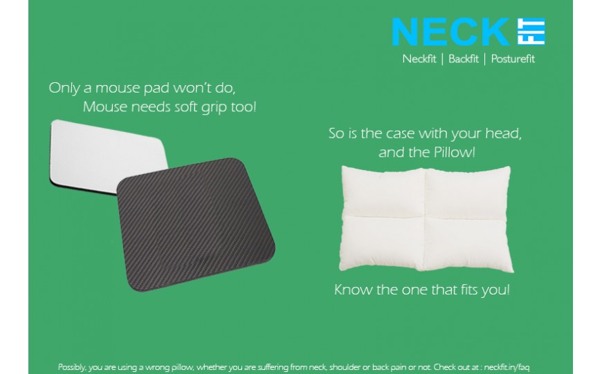 What Makes Neckfit The Most Comfortable Pillows?