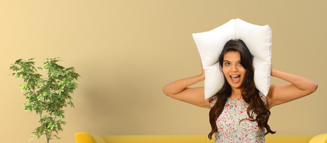 Pillows for neckpain | Neckfit